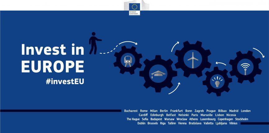 Un nou proiect de comunicare pentru Europe Direct Iași: Planul de Investiții al Europei – Oportunități europene