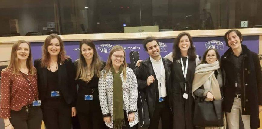 Stagiar în instituțiile europene: Bluebook traineeship la Autoritatea Europeană pentru Protecția Datelor