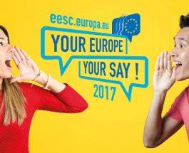 """Elevi ai Colegiului economic """"Virgil Madgearu"""" vor reprezenta tineretul din România, exprimându-și punctul de vedere cu privire la viitorul Europei"""