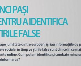 Cum sunt identificate știrile false