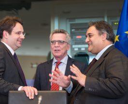 """""""Trebuie să acționăm repede în combaterea terorismului"""": miniștrii francez și german despre ameliorarea cooperării"""