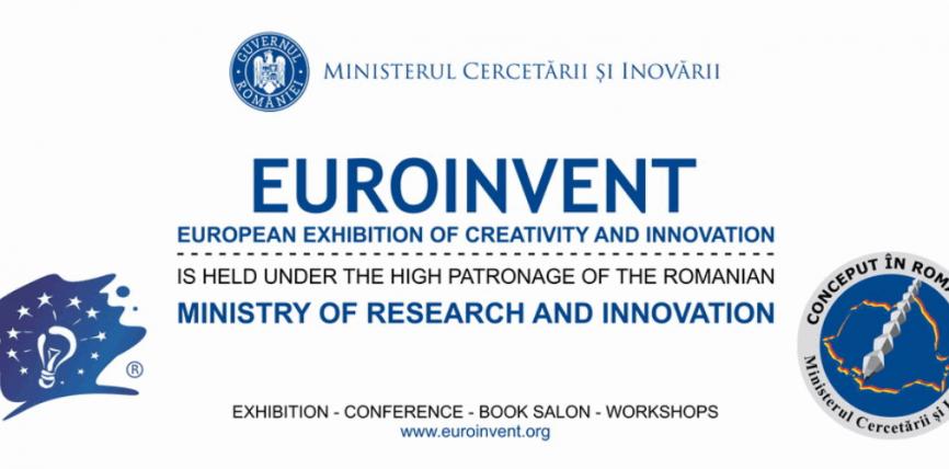 EUROINVENT – Expoziția Europeană a Creativității și Inovării, evenimentul care aduce  în fiecare an la Iași inventatori din toată lumea, împlinește 10 ani