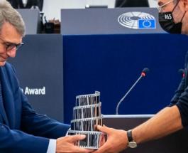 """Colectiv"""" a câștigat Premiul publicului LUX 2021"""
