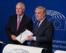 Acordul Brexit: negociatorul UE informează liderii politici ai Parlamentului