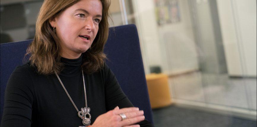 """Tanja Fajon: """"Dacă pierdem spațiul Schengen, vom pierde proiectul european"""""""
