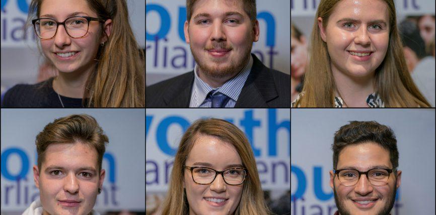 800 de tineri au dezbătut viitorul Europei în Parlament