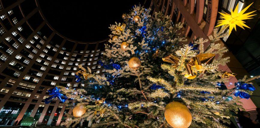 Parlamentul European vă urează sărbători fericite!