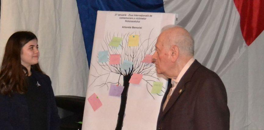 Să ne amintim!  Institutul Francez din Iași a marcat, împreună cu Europe Direct Iași, Ziua Internațională de Comemorare a Victimelor Holocaustului