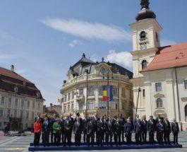 Summitul de la Sibiu –  perspectiva Georgianei, masterandă la Centrul de Studii Europene, UAIC Iași