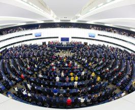 Cea de-a noua legislatură a Parlamentului European