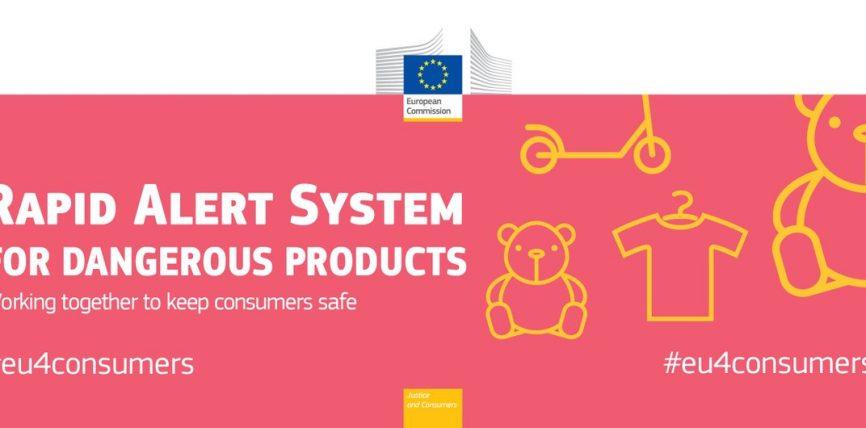 Eliminarea produselor periculoase de pe piața UE