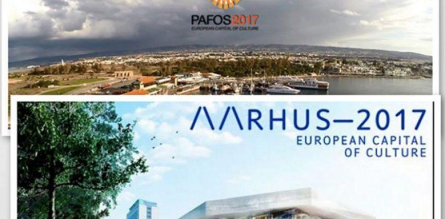 Capitalele Europene ale Culturii în 2017: Aarhus și Pafos