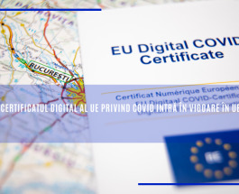 Certificatul digital al UE privind COVID intră în vigoare în UE