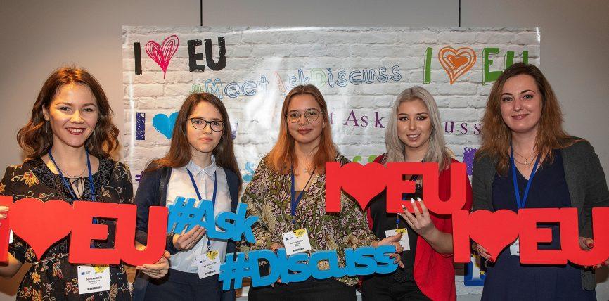 #EUYoungMultipliers – Tineri Multiplicatori Europeni