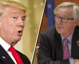 Prima întâlnire Juncker – Trump