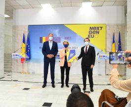 NextGenerationEU: Comisia Europeană aprobă Planul de redresare și reziliență al României, în valoare de 29,2 miliarde EUR