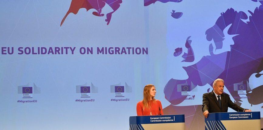 Consolidarea progreselor în domeniul migrației