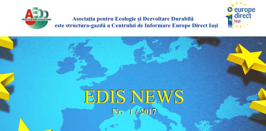 EDIS NEWS 1 2017