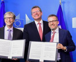 Fond de investiții de 100 milioane € pentru energie nepoluantă, Bill Gates, printre fondatori
