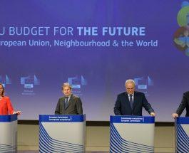Bugetul UE: oferirea mijloacelor necesare UE pentru a-și îndeplini rolul de actor global puternic
