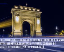 Centrul de competențe european și rețeaua europeană în materie de securitate cibernetică avansează: viitorul Consiliu de administrație se reunește pentru prima dată