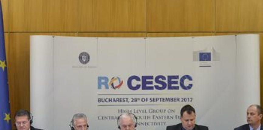 Consolidarea cooperării regionale în domeniul energiei