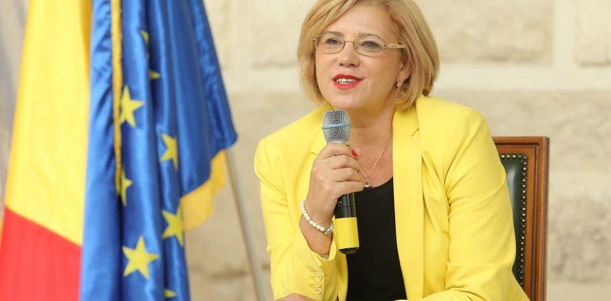 Corina Crețu: Politica de coeziune este garanția creșterii calității vieții tuturor cetățenilor europeni