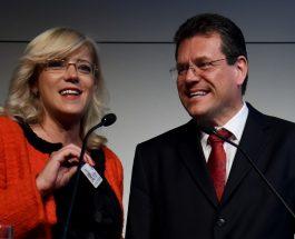 """Vicepreședintele Šefčovič și comisarul Crețu participă la conferința la nivel înalt """"Uniunea energiei în acțiune – Sprijinul politicii de coeziune pentru regiunile carbonifere în tranziție"""""""