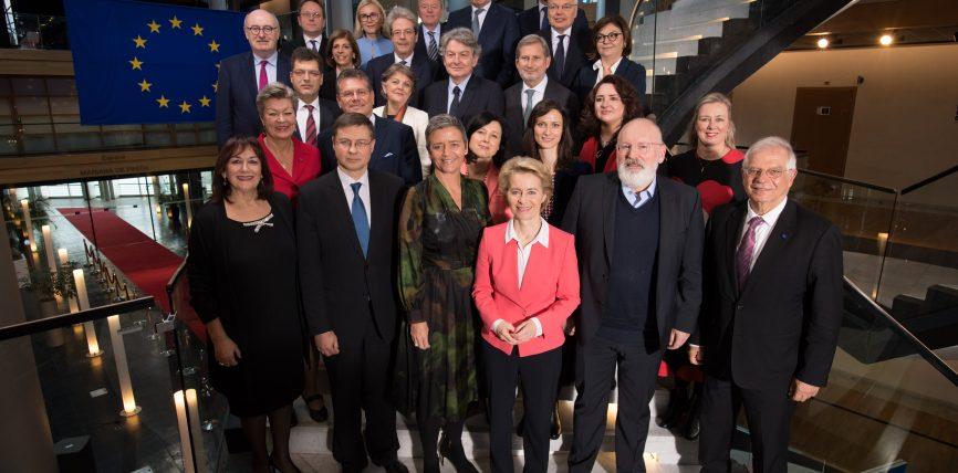 Noua Comisie își începe mandatul pe 1 decembrie