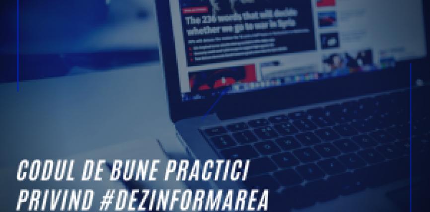 Codul de bune practici privind dezinformarea, la un an de la intrarea în vigoare: platformele online prezintă rapoartele de autoevaluare