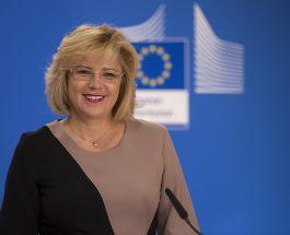 Comisarul Corina Crețu a aprobat investiții de 59 milioane euro în modernizarea transportului fluvial din România