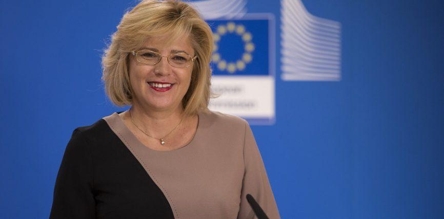 Comisarul Corina Crețu în vizită în Cehia pentru a discuta politica de coeziune post-2020