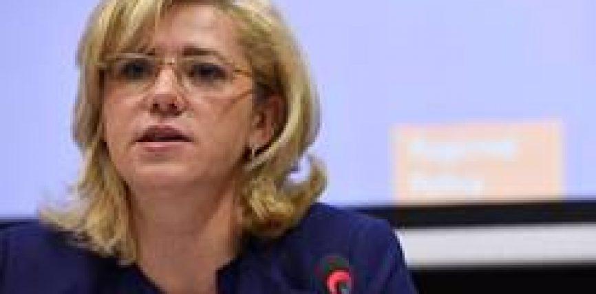 Comisarul european Corina Crețu participă, la București, la reuniunea informală a miniștrilor UE din domeniul dezvoltării urbane