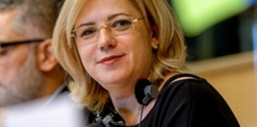 Comisarul european Corina Crețu aprobă fonduri de 110 milioane de euro pentru dezvoltarea sistemului de apă și canalizare în regiunea Turda – Câmpia-Turzii