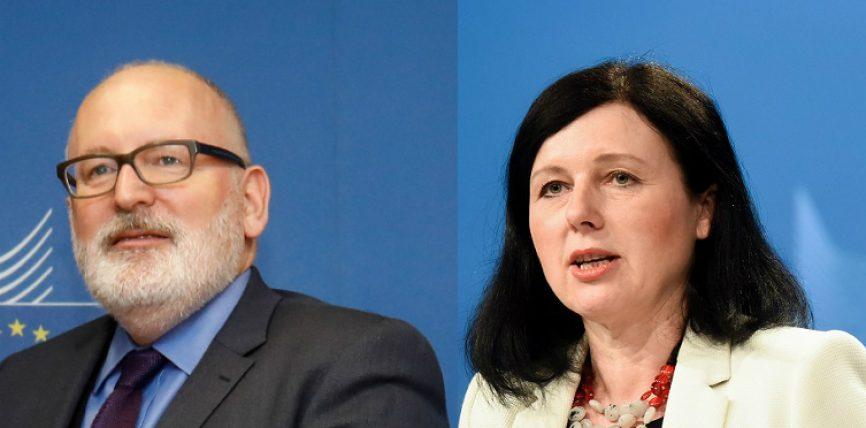 Declarația prim-vicepreședintelui Timmermans și a comisarului Jourová înaintea Zilei de comemorare a Holocaustului romilor la 2 august