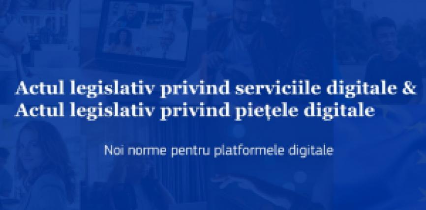 O Europă pregătită pentru era digitală: Comisia propune norme noi pentru platformele digitale
