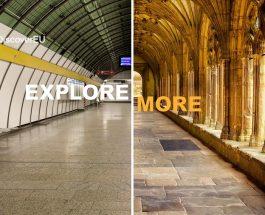 """Înscrie-te la """"DiscoverEU"""" și călătorește gratuit prin Europa!"""