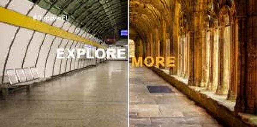 DiscoverEU: încă 762 de permise de călătorie gratuite în Europa pentru tinerii din România