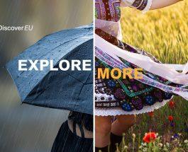 DiscoverEU: 15.000 de tineri se pot pregăti să viziteze UE în această vară