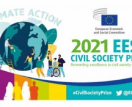 CESE lansează ediția 2021 a Premiului societății civile, având ca temă politicile climatice
