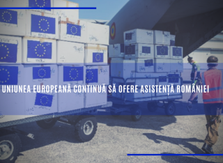 Coronavirus: UE continuă să ofere asistență României