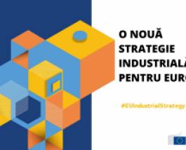 Pregătirea întreprinderilor europene pentru viitor: o nouă strategie industrială pentru o Europă verde, digitală și competitivă la nivel mondial