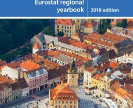 """România, pe """"harta"""" anuarului regional Eurostat 2018"""
