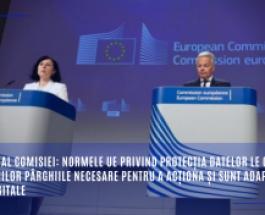 Raport al Comisiei: Normele UE privind protecția datelor le oferă cetățenilor pârghiile necesare pentru a acționa și sunt adaptate erei digitale