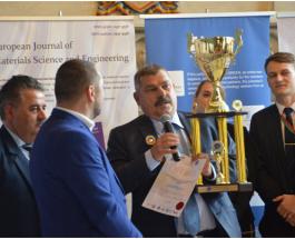 EUROINVENT 2019 – Ceremonia de premiere a Expoziției Europene a Creativității și Inovării