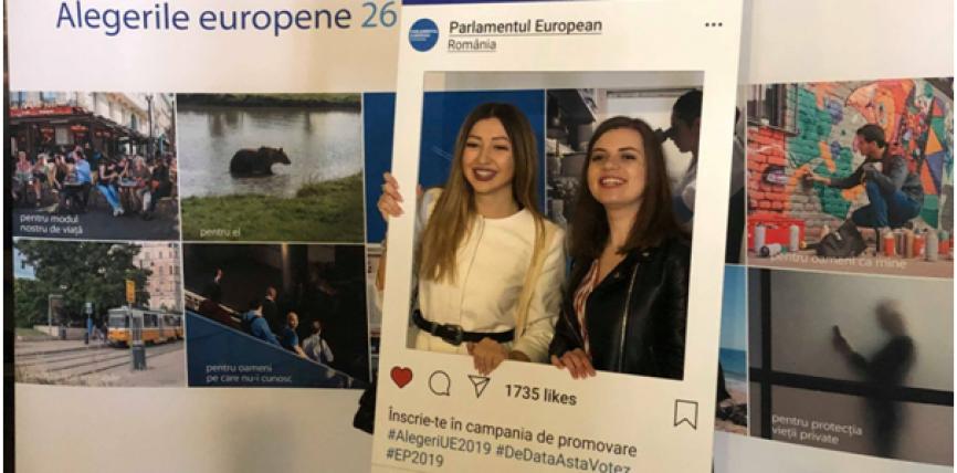 "Conferința ""EU re here to stay: În ce Europă vrei sa trăiești?"""