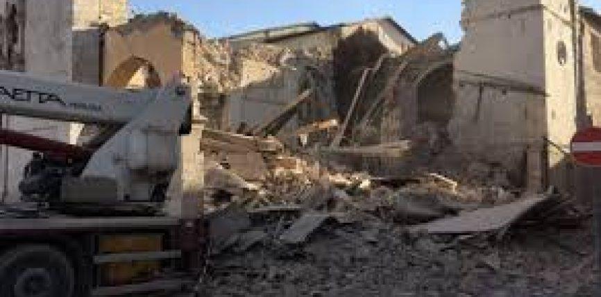 Reconstrucția regiunilor afectate de cutremure din Italia