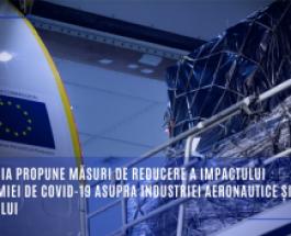 Comisia propune măsuri de reducere a impactului epidemiei de COVID-19 asupra industriei aeronautice și mediului