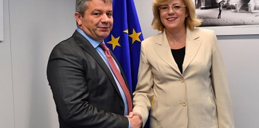 Comisarul european pentru politică regională, Corina Crețu, şi ministrul român al sănătăţii, Florian Bodog, au convenit asupra următoarelor etape privind construcţia celor 3 spitale regionale cu fonduri europene