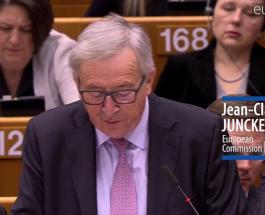 Quo vadis, Europa: Juncker prezintă opțiunile UE într-o dezbatere plenară